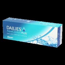 Dailies Aqua Comfort Plus - 30 Contact lenses