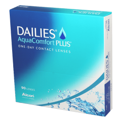 Dailies Aqua Comfort Plus - 90 lentilles