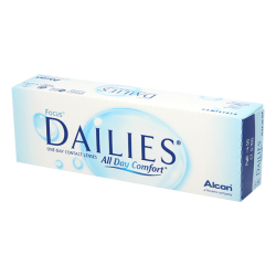 Focus Dailies - 30 lentilles