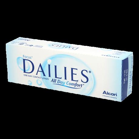 Focus Dailies - 30 Contact lenses