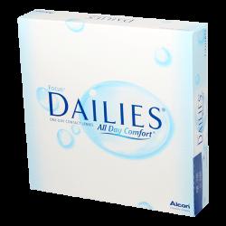 Focus Dailies - 90 lentilles