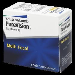 Purevision Multi-Focal - 6 Kontaktlinsen