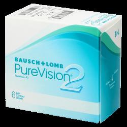 Purevision 2 HD - 6 lentilles
