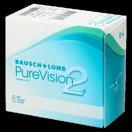 Purevision 2 HD - 6 lenti a contatto