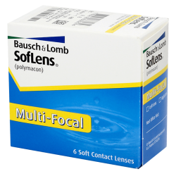 SofLens Multi-Focal - 6 contact lenses