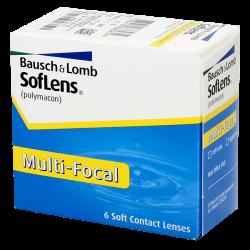 SofLens Multi-Focal - 6 Kontkaktlinsen