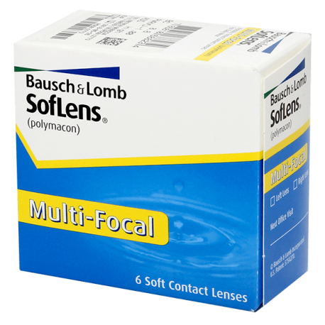 SofLens Multi-Focal - 6 lentilles