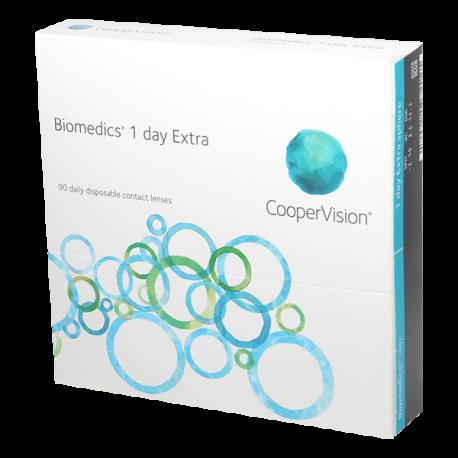 Biomedics 1Day Extra - 90 Contact lenses