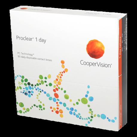 Proclear 1Day - 90 Kontaktlinsen