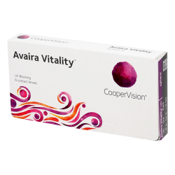 Avaira Vitality - 6 contact lenses