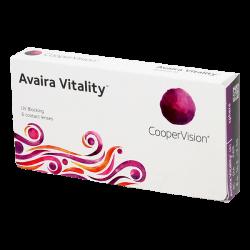 Avaira Vitality - 6 lenti a contatto