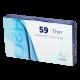 Extreme H2O 59% Thin - 6 contact lenses