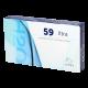 Extreme H2O 59% Xtra - 6 contact lenses