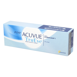 1-Day Acuvue TruEye - 30 Contact lenses