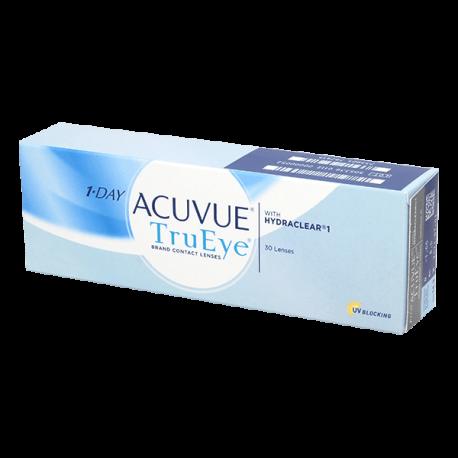 1-Day Acuvue TruEye - 30 lentilles