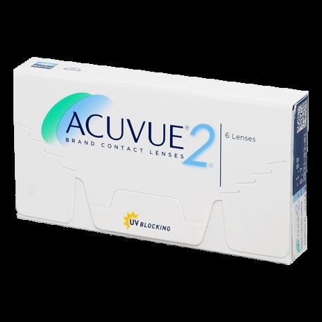 Acuvue 2 - 6 Kontaktlinsen