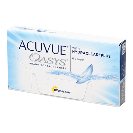 Acuvue Oasys - 6 Contact lenses