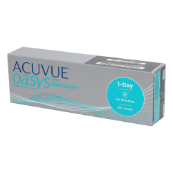 1-Day Acuvue Oasys - 30 Contact lenses