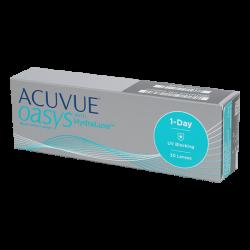 1-Day Acuvue Oasys - 30 lenti a contatto