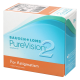 Purevision 2 HD For Astigmatism - 6 lentilles