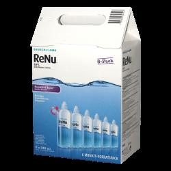 ReNu MPS Jumbo Pack 6 x 240ml