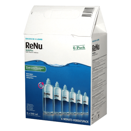 ReNu MultiPlus 6 x 240ml