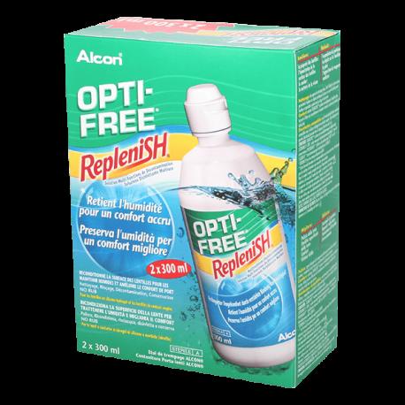 Opti-Free RepleniSH 2 x 300ml