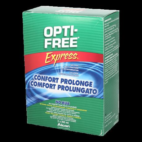 Opti-Free Express 2 x 300ml