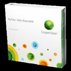 MyDay - 90 contact lenses