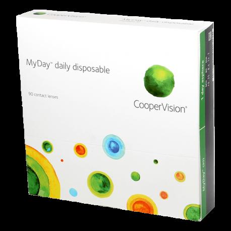 MyDay - 90 Kontaktlinsen