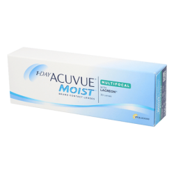 1-Day Acuvue Moist Multifocal - 30 Contact lenses