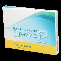 Purevision 2 For Presbyopia - 3 lenti a contatto