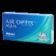 Air Optix Aqua - 6 contact lenses
