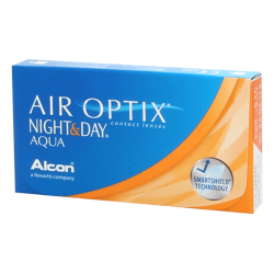 Air Optix Night & Day Aqua - 6 Kontaktlinsen