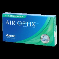 Air Optix for Astigmatism - 3 lentilles