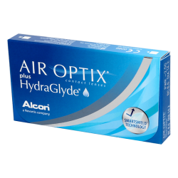 Air Optix Plus Hydraglyde - 3 Kontaktlinsen