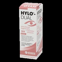 Hylo-Dual Augentropfen 10ml