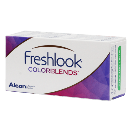FreshLook ColorBlends - 2 contact lenses
