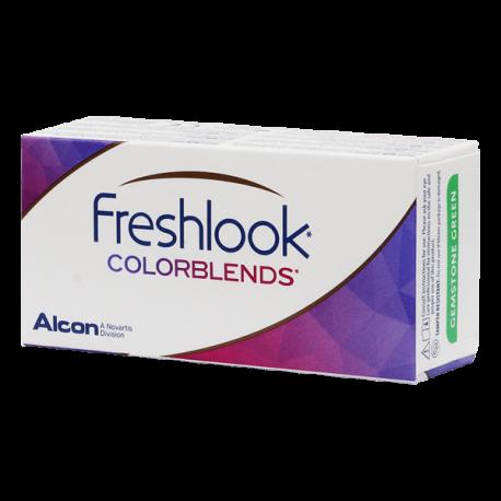 FreshLook ColorBlends - 2 lentilles