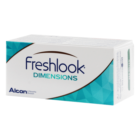 FreshLook Dimensions - 2 lentilles