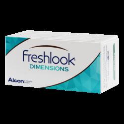 FreshLook Dimensions - 6 lentilles