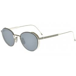 Thom Browne Tb-106 Grey Silver B-Gry-Slv