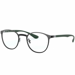 Ray-Ban Round Rx 6355 3098