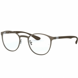 Ray-Ban Round Rx 6355 3096