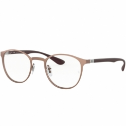 Ray-Ban Round Rx 6355 3058