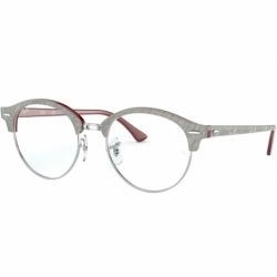 Ray-Ban Clubround Rx 4246v 8050