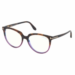 Tom Ford Ft5600-B Blue Block 056 Ss