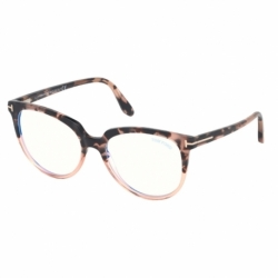 Tom Ford Ft5600-B Blue Block 055 Q