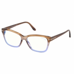 Tom Ford Ft 5597-B Blue Block 047 T