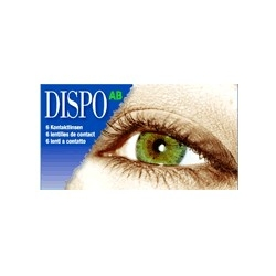 Dispo AB - 6 Kontaktlinsen